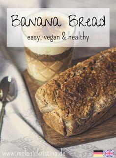 A simple recipe for vegan Banana Bread :)