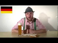 How German Sounds Compared To Other Languages - YouTube