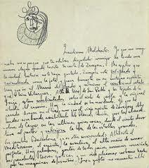 Federico Garcia Lorca. La estetica como carta de presentacion de los genios.