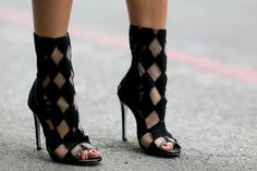 These boots are made for strutting  #streetstyle #pfw