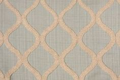 Mill Creek DNA Embroidered Decorator Fabric in Powder $36.95 per yard