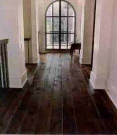 Enchanting wide plank hickory floor #wideplankhickoryfloor