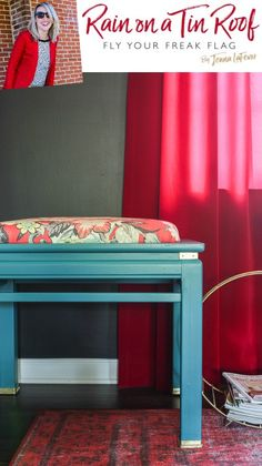Tranquil - Velvet Finishes Turquoise Painted Furniture, Distressed Furniture Painting, Shabby Chic Furniture, Cool Furniture, Freak Flag, Shades Of Teal, Furniture Inspiration, Paint Colors, It Is Finished