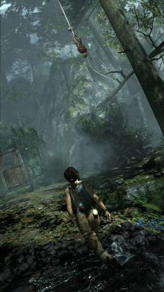 I have a crazy obsession with the tomb raider games Tomb Raider 2012, Lara Croft: Tomb Raider, Tomb Raider Game, Lara Croft Cosplay, Lara Croft Tomb, Tomb Raider Reboot, Tom Raider, Laura Croft, Fanart