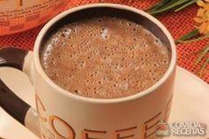 RECEITA DE CAFÉ INDIANO