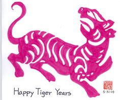 Zodiac Signs Aquarius, Chinese Zodiac Signs, Chinese Tiger, Tiger Facts, Year Of The Tiger, Sign Meaning, Carnations, The Dreamers, Personality