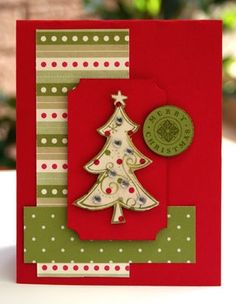 christmas | http://cutegreetingcards.blogspot.com