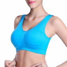 2564643698 Sexy backless push up bra women big size padded bras plus size wireless  brassiere comfortable seamless
