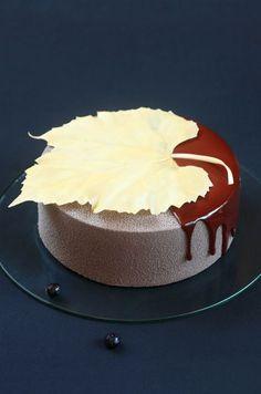 """Verdade de Sabor: Cake """"Bluegold"""" / Torta """"Bluegold"""""""