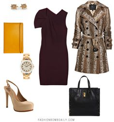 Stylish Business Outfit....I LOVE THE JACKET!!!!
