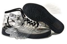 b72431020533 The ADIDAS JEREMY SCOTT Wings transparent shoes has become a popular  fashion trend. ADIDAS JEREMY