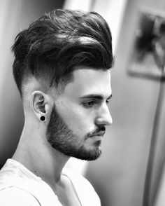 Haircut by @lianos_urban_cutz on Instagram http://ift.tt/1XqThLV Find more cool hairstyles for men at http://ift.tt/1eGwslj and http://ift.tt/1LLP91m