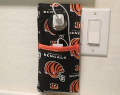 FOOTBALL PHONE Charger Holder KF431 by KreationsGalore on Etsy