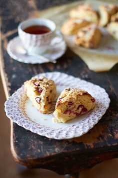 Scones with my tea please