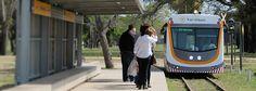 CRÓNICA FERROVIARIA: Santa Fe: Tren Urbano, mal comienzo