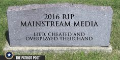 How the Leftmedia Really Blew It
