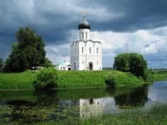The Church of the Intercession on the Nerl (1158)