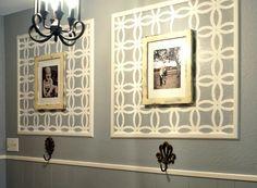 diy stencil frames