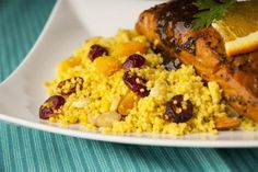 Curried Couscous Pilaf Recipe | Savory Spice Shop