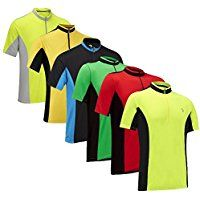 Tenn Mens Coolflo Breathable Short Sleeve Cycling Jersey * See this great product.