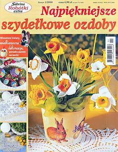 La biblioteca de manualidades: Sabrina robótki № 1 (2010)