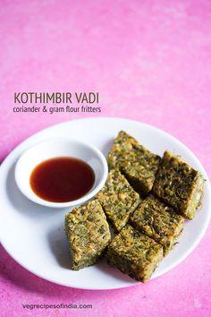 503 best marathi food images on pinterest cooking food indian kothimbir vadi recipe delicious savory crisp snack made with gram flour besan forumfinder Image collections