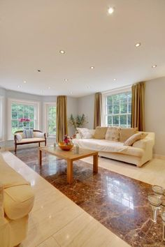 Just love this sitting room