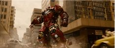 Why are Iron Man and the Hulk fighting in The Avengers: Age of Ultron trailer? Better question: why was Tony Stark already prepared? Stark's paranoia is the moment good and evil becomes very gray in Marvel's Cinematic Universe. Avengers Gif, Avengers Trailer, Marvel Gif, Marvel Heroes, Marvel Characters, Marvel Movies, Iron Man Suit, Iron Man Armor, Tony Stark