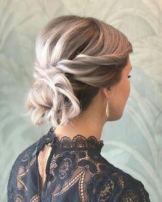 Up Hairstyles, Fashion, Moda, Hairdos, Fashion Styles, Fasion, Up Dos