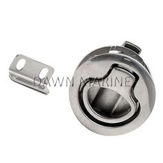 AISI 316 Stainless Steel Turning Lock Lift Handle | Dawn Marine
