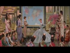 Getting to Know You from The King and I - Musical ideas for the little ones