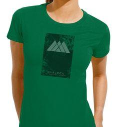 Warlock Emblem – Destiny Womens T-shirt