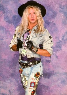 Got the hat 80s Metal Bands, Hair Metal Bands, 80s Hair Bands, Glam Metal, Bret Michaels Poison, Bret Michaels Band, Hard Rock, Rock Hairstyles, 80s Rock