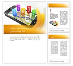 Mobile Coupons Word Template http://www.word.poweredtemplate.com/word-templates/careers-industry/11121/0/index.html