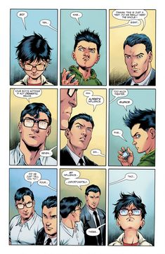 Superboy Can Now Fly (Rebirth)