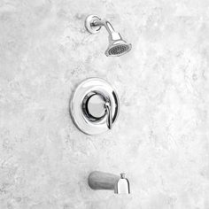 Found it at AllModern - Moen Eva Posi-Temp Pressure Balance Tub and Shower Faucet Trim with Lever Handle