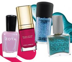 Spring Has Sprung! Lacquer Up in the Season's Prettiest Nail Trends