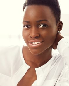 Breaking Beauty News: Lupita Nyong'o Named the Face of Lancome  #InStyle