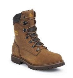 c3898eda236b Chippewa Men's 8-Inch Insulated Waterproof Work Boots Insulated Work Boots,  Steel Toe Work