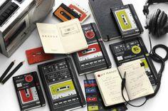 Über-Wishlist: Moleskine Limited Edition Audio Cassette