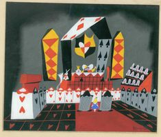 Mary Blair & The Movies: The Concept Art of Alice in Wonderland