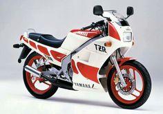 Yamaha TZR 80