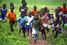 #enfants #Sénégal #Casamance