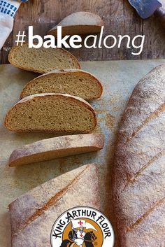 Our recipe, your baking masterpiece! Every month, we announce a new recipe to try. You bake along with us and share your results!
