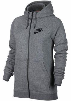 Nike Sportswear Kapuzensweatjacke »PALLY HOODIE« für 65,00€. Kapuzensweatshirt von Nike, Gemütliche, innen angeraute Baumwollmischung bei OTTO