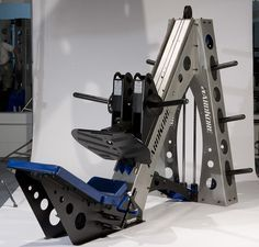 Hardkore Gear Monorail Leg Press