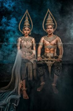 Traditional Thai Clothing, Cambodia, Wonder Woman, Costumes, Superhero, Lady, Fictional Characters, Clothes, Beautiful