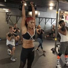 """Holy shit balls... I forgot that feeling for a hot second. First @pumpfit_club workout since the 12th of July FUCK... Just about died and LOVED every second of it. If your workout doesn't leave you feeling like a briefcase stuffed of cash, you should try something new! For my training program, see link in my bio. PS- My new sports bras are available on my website NOW! (I'm rocking it in this video, they have my logo on the right and """"FIND YOUR REASON"""" on the back) Xo #HannahEdenFitness..."""
