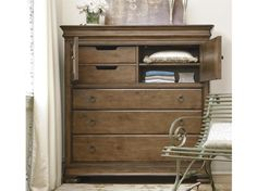 Universal Furniture   New Lou - Dressing Chest