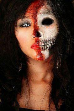 Self-taught Swedish makeup artist Sandra Holmbom. | Beauty ...